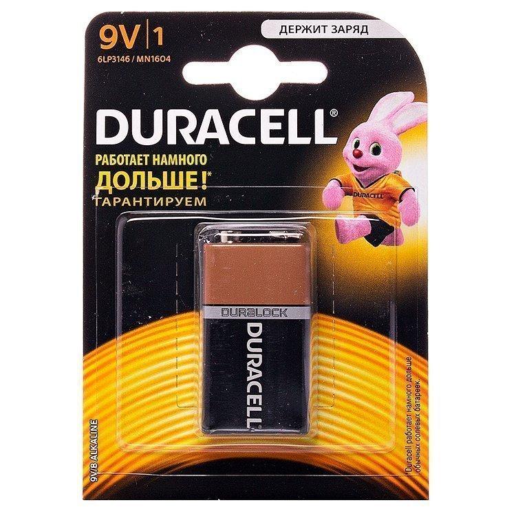 Купить Развивающие коврики, центры, DURACELL батарея 6LF22 1шт.