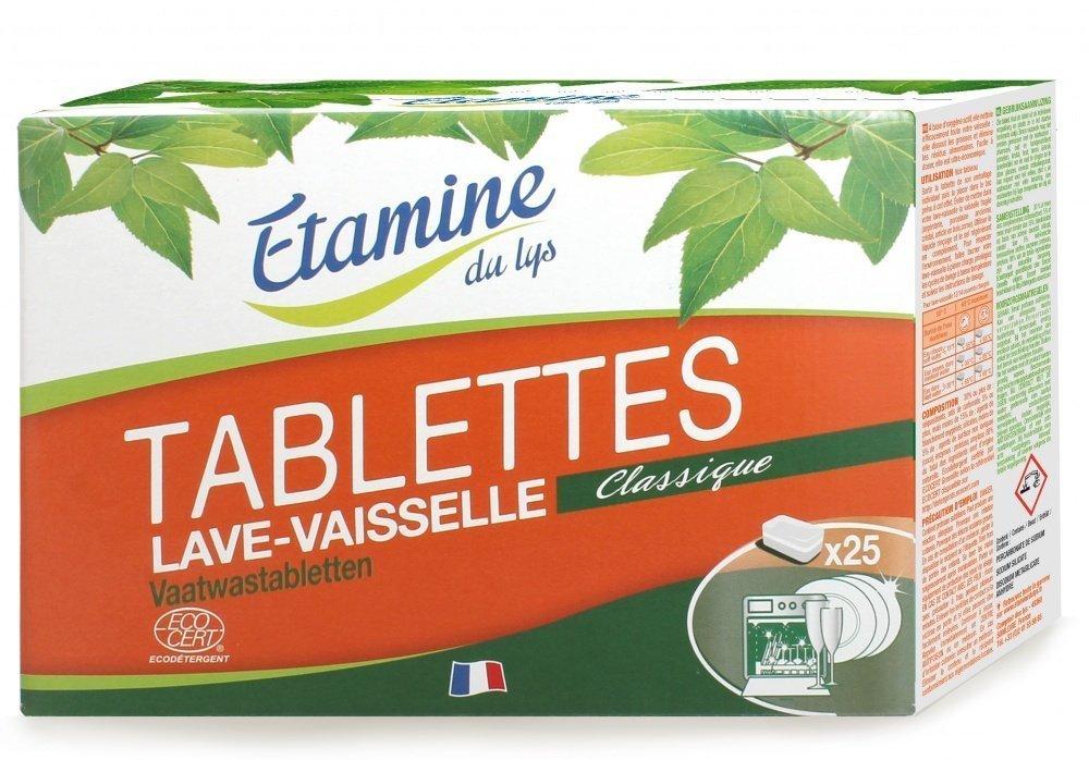 Etamine du lys таблетки для посудомоечных машин 25 штук