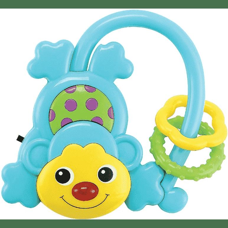 Погремушки и прорезыватели HAPPY BABY happy baby happy baby развивающая игрушка руль rudder со светом и звуком