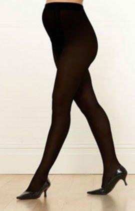 Emma Jane колготки для беременных Compressio высокая степень, цвет черный 140 den