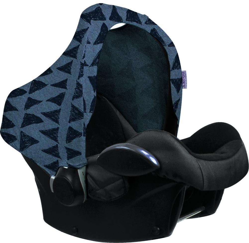 XPLORYS Капюшон для автокресла DOOKY Hoody цв. Blue Tribal