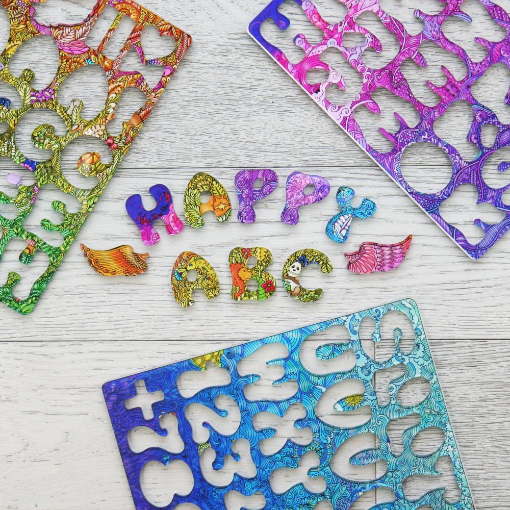 Счаcтливый Набор Happy ABC