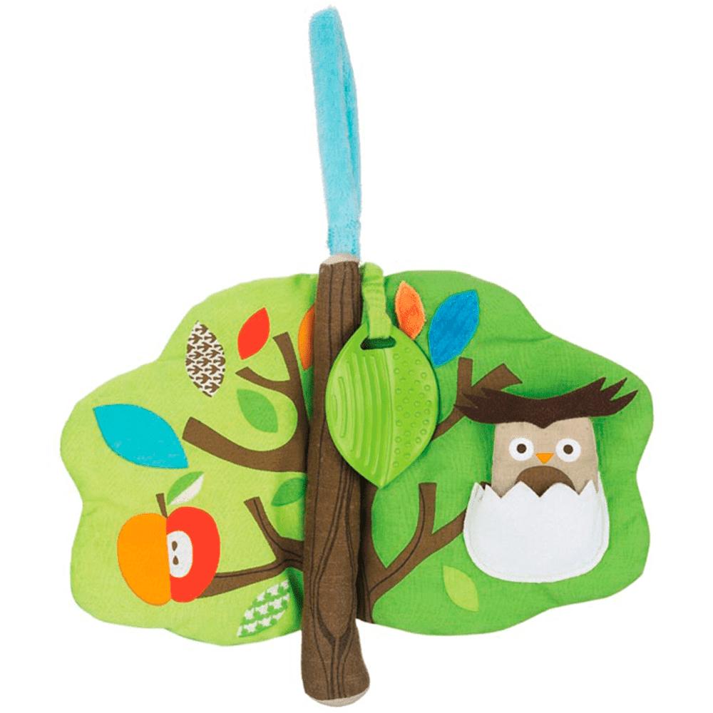 Погремушки и подвески на коляску, автокресло SKIP HOP SKIP HOP развивающая игрушка Книжка- развивающая игрушка в коляску гусеница
