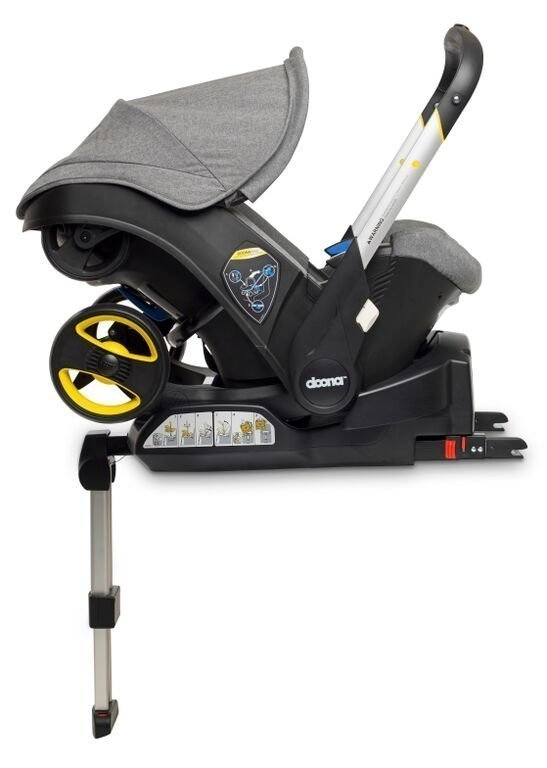 SIMPLEPARENTING База ISOFIX для автокресла-коляски DOONA (SimpleParenting)