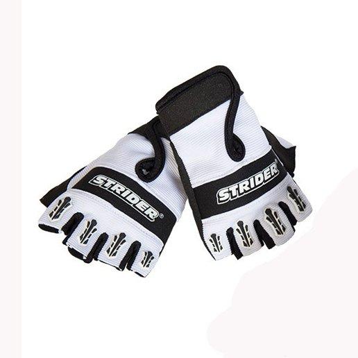 "STRIDER Велоперчатки Strider (без пальцев) размер ""S"""