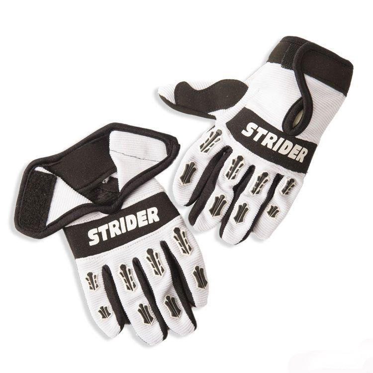 "STRIDER Велоперчатки Strider (с пальцами) размер ""L"""