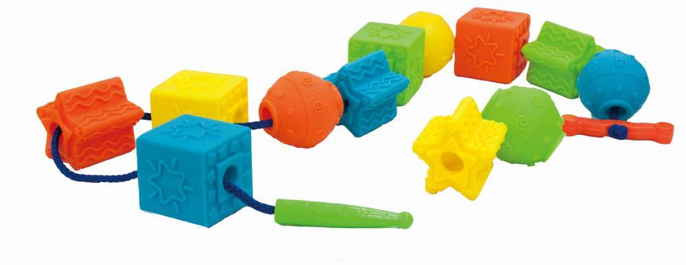 Развивающие игрушки и центры LITTLE HERO бусы из янтаря осенняя мелодия нян 1862