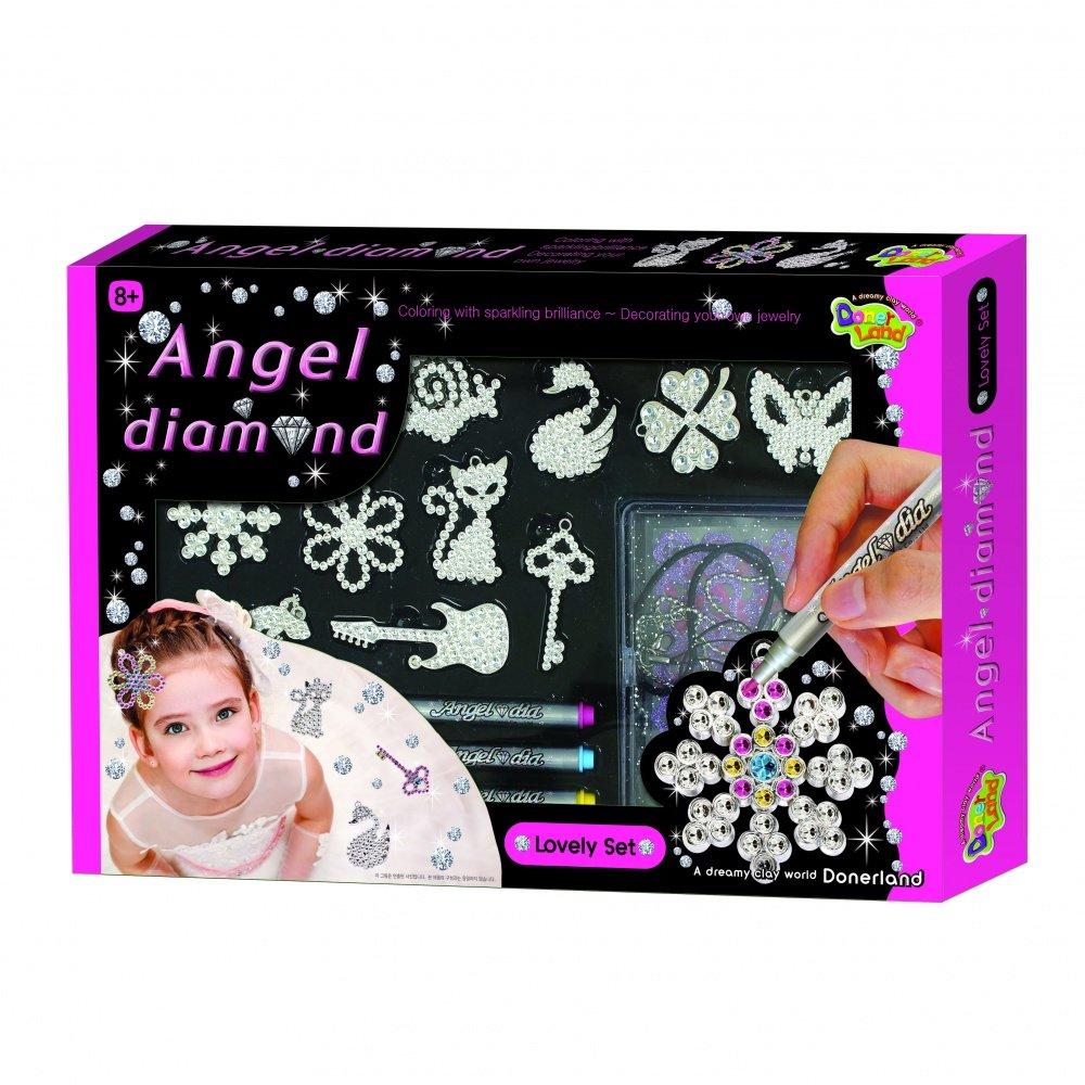 Angel diamond набор игровой lovely set