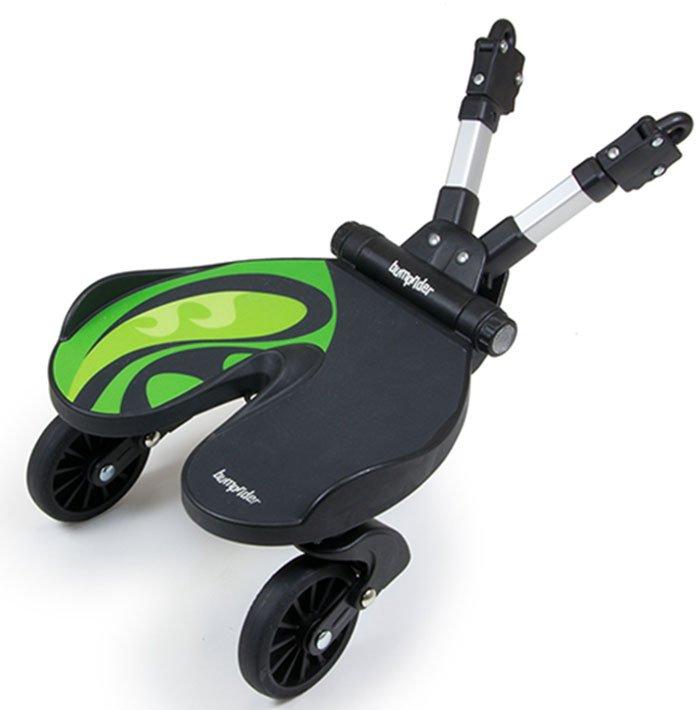 BUMPRIDER подножка для ребенка Green