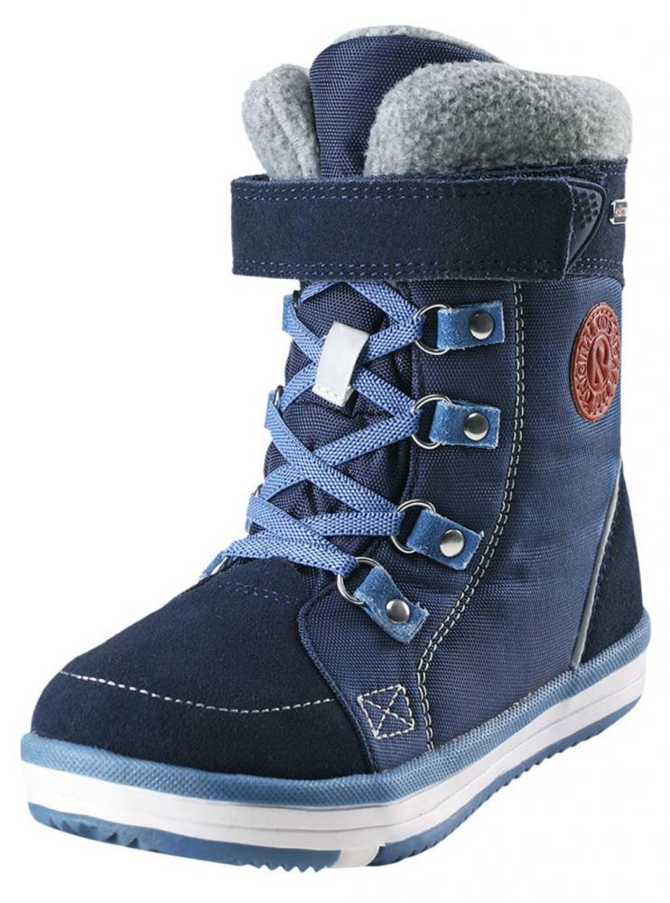 REIMA ботинки зимние водонепроницаемые FREDDO Reimatec синие р.30