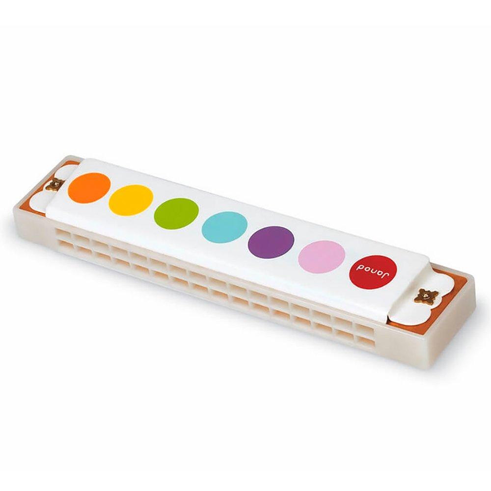 Купить Развитие и творчество, JANOD губная гармошка (белая)
