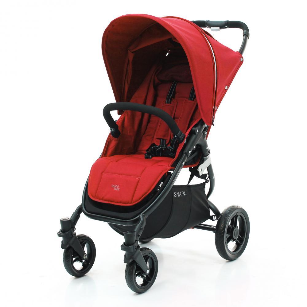 Купить Прогулочные коляски, VALCO BABY Коляска прогулочная Snap 4 / Fire red