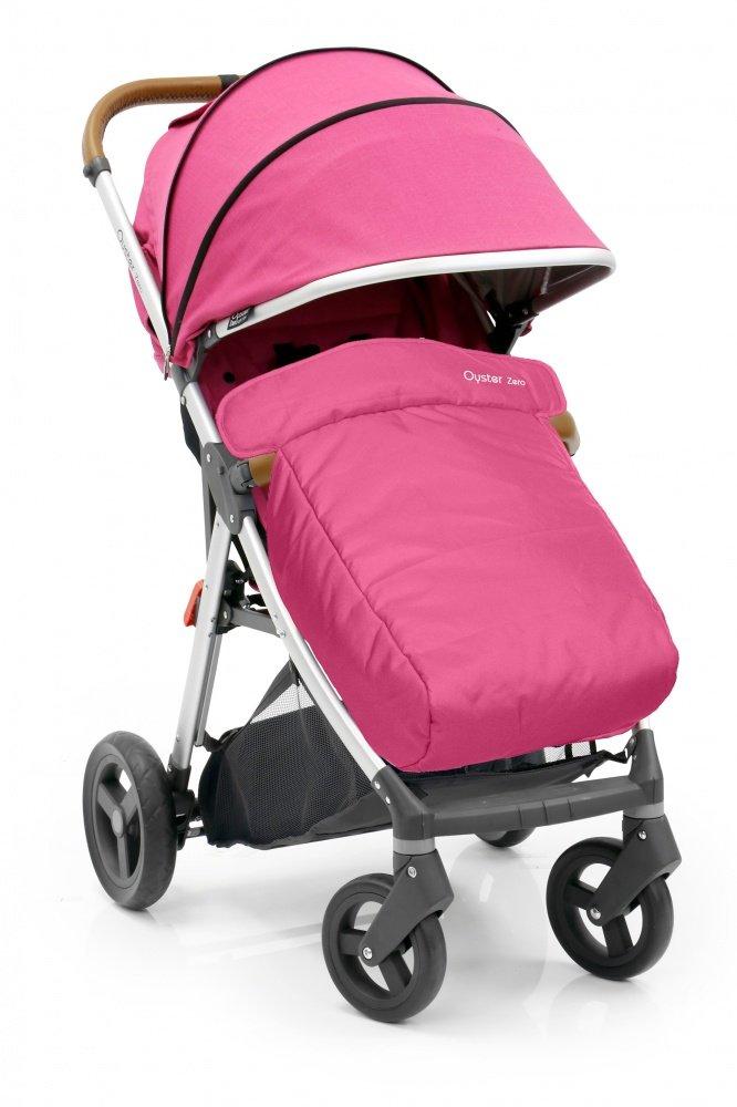 Прогулочные коляски OYSTER коляска oyster прогулочная коляска oyster zero wow pink
