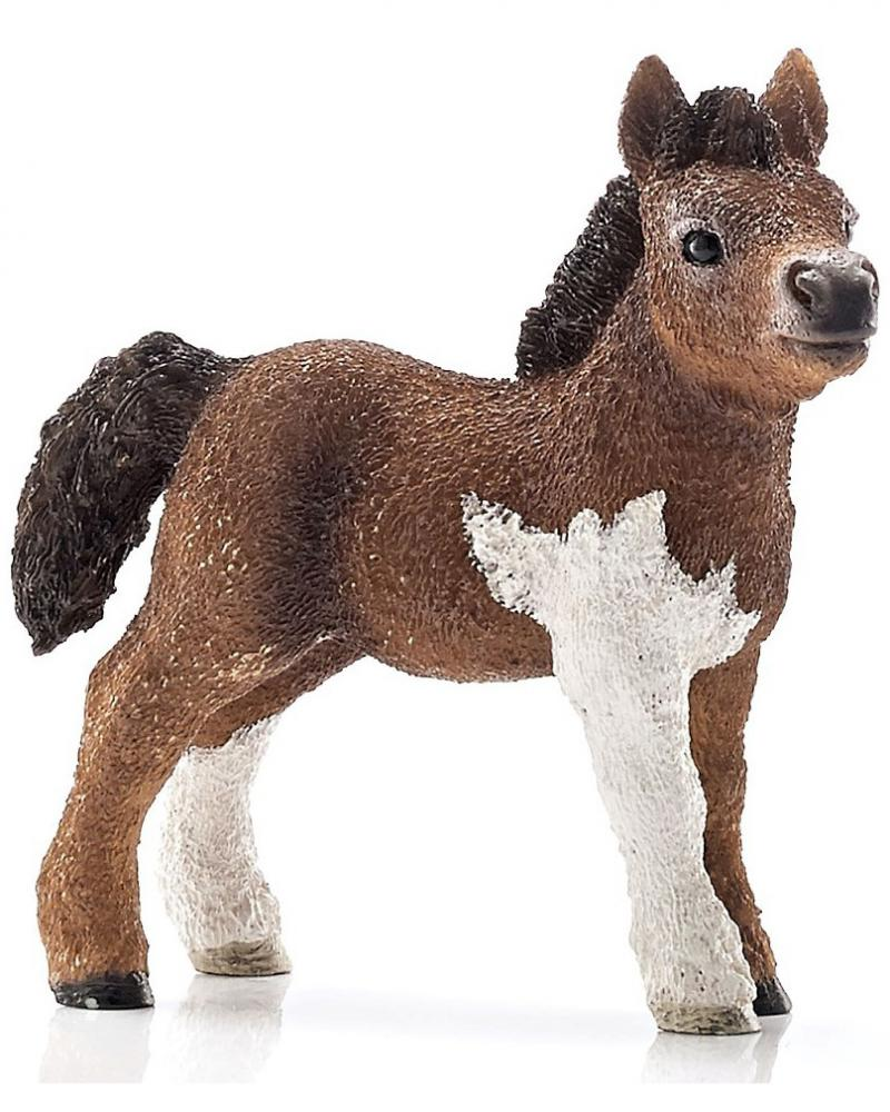 Фигурки животных SCHLEICH фигурки игрушки schleich жеребец шетланд