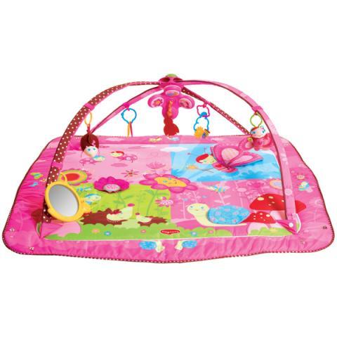 Развивающие коврики TINY LOVE развивающий коврик моя принцесса 5 в 1 цвет розовый