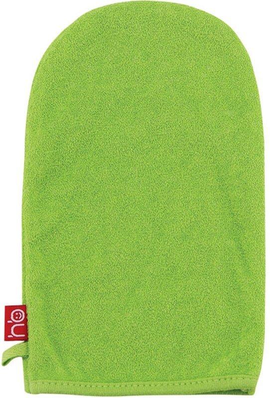 HAPPY BABY мочалка-рукавичка WASH&BATH Green