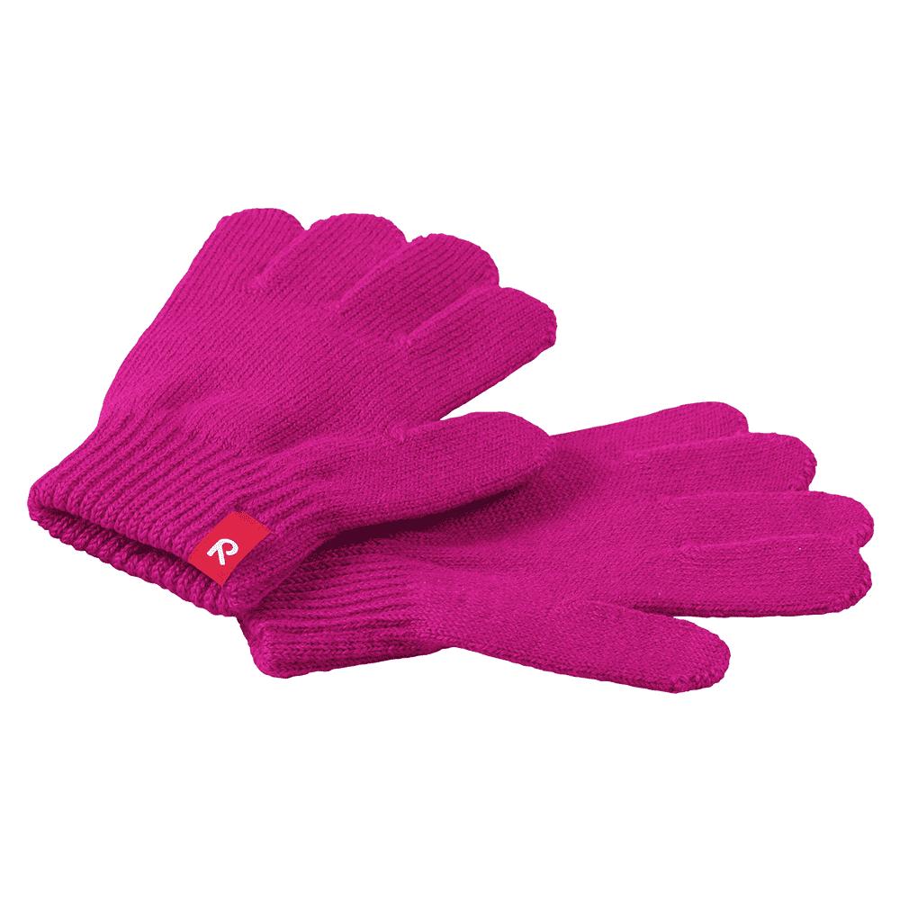Купить Шапки, варежки, перчатки, REIMA перчатки Twig розовые р.5 (6-8лет)