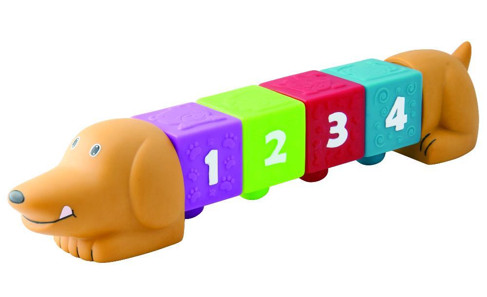 Сортеры, пирамидки, кубики, конструкторы LITTLE HERO игрушка страна карнавалия кошелек богатства собачка с деньгами 2279619