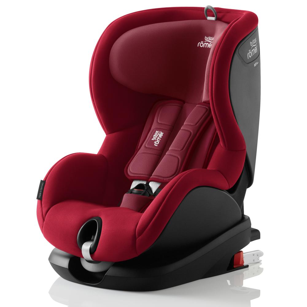 Britax Roemer автокресло Trifix2 i-Size Flame Red (Группа 1, от 9 до 18 кг)