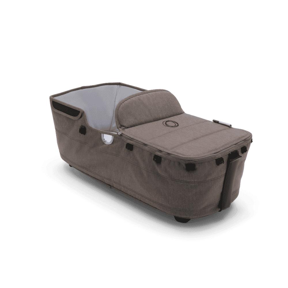 Bugaboo Donkey 2 люлька с фартуком Mineral TAUPE complete