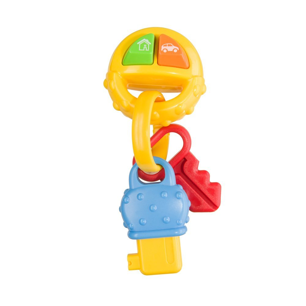 "HAPPY BABY Игрушка ""PIP-PIP KEYS"""