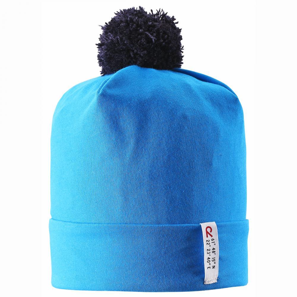 Купить Шапки, варежки, перчатки, REIMA шапка Pepper голубая р.48