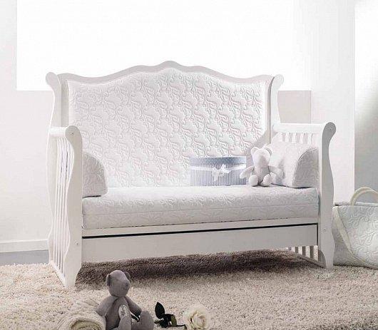 AZZURRA набор для трансформации кроватки в диванчик RINASCIMENTO WHITE