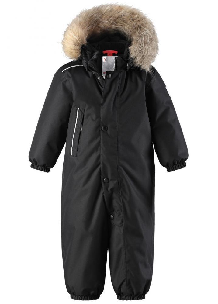 Купить Верхняя одежда для зимы, REIMA комбинезон Gotland Reimatec черный р.92