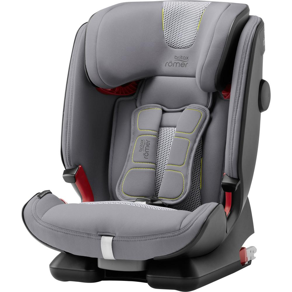 Britax Roemer автокресло Advansafix IV R Cool Flow - Silver