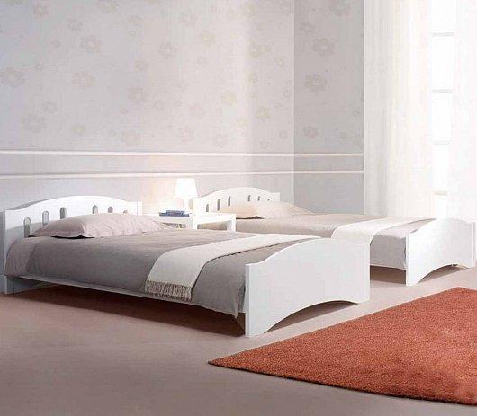 AZZURRA набор для транформации в полуторные кровати GEMINI