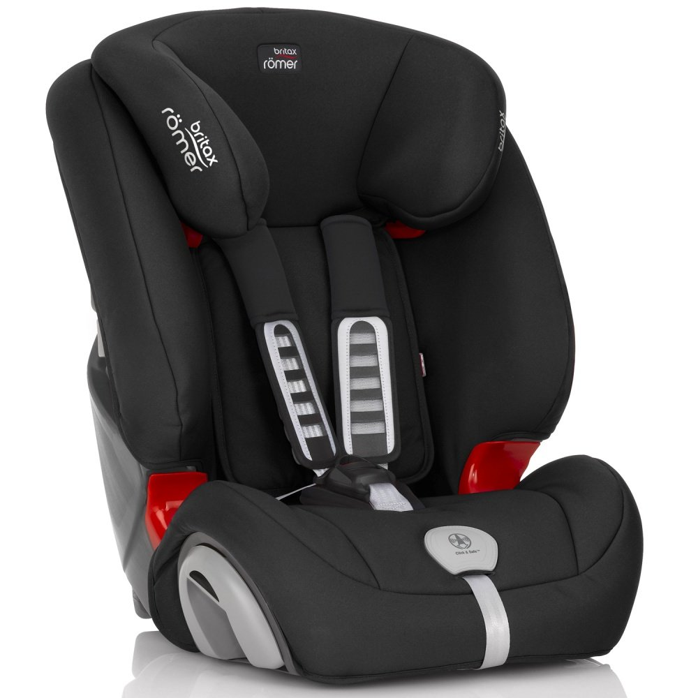 BRITAX ROEMER автокресло Evolva Plus Cosmos Black  (Группа 1/2/3)