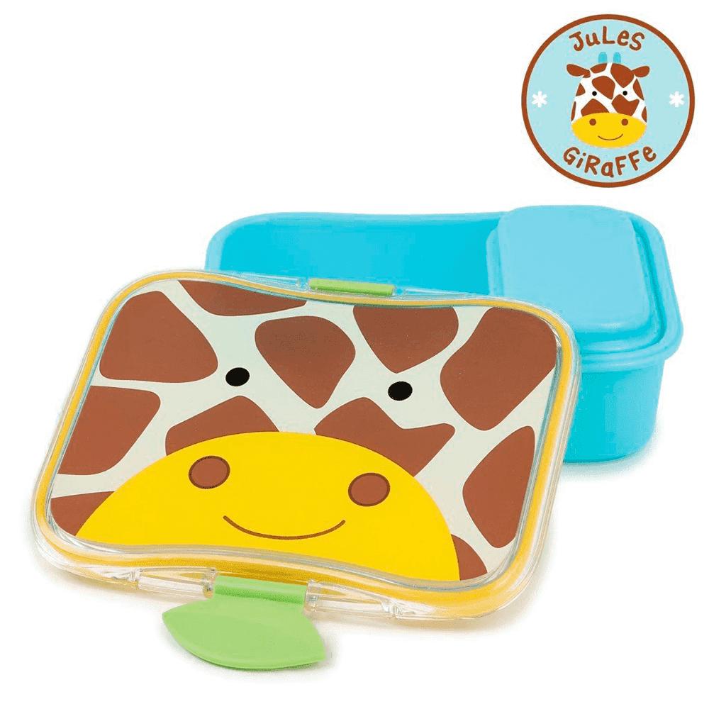 "SKIP HOP набор контейнеров для завтрака ""Жираф"""