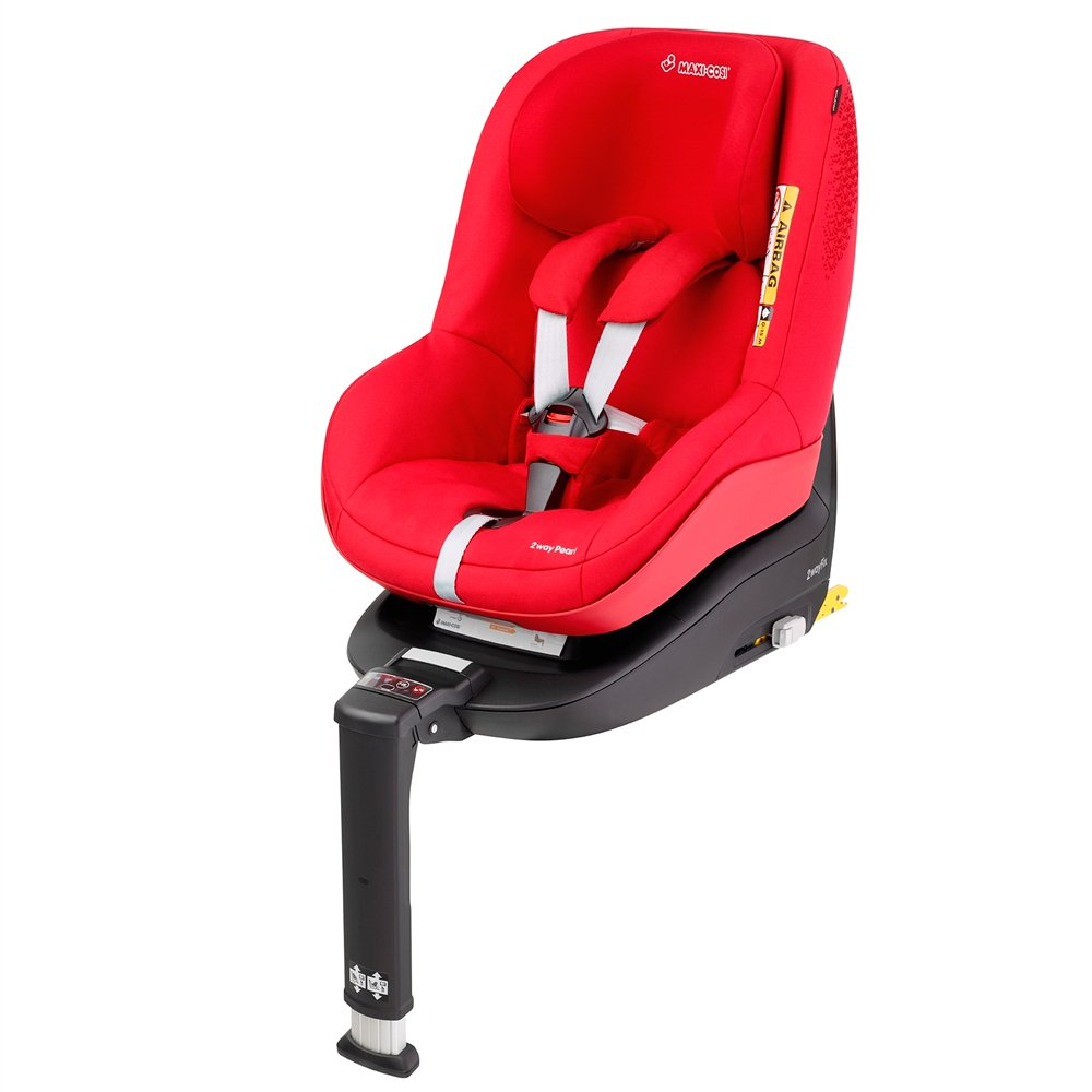 MAXI-COSI автокресло Pearl 2way Origami Red ( 9-18 кг)
