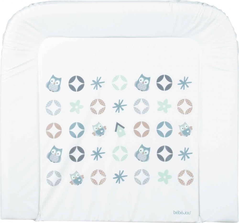 Пеленальные матрасики BEBE JOU BEBE JOU матрасик для пеленания LUX 75 х 80 см подставки для ванны bebe jou подставка металлическая под ванночку
