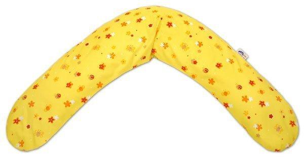 "Theraline чехол на подушку ""Поляна"" жёлтый 190 см"