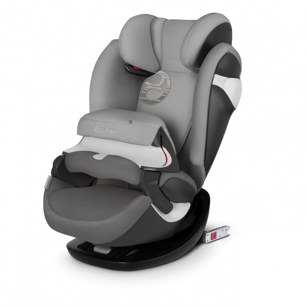 Cybex автокресло Pallas M-Fix Manhattan Grey (гр.1/2/3)