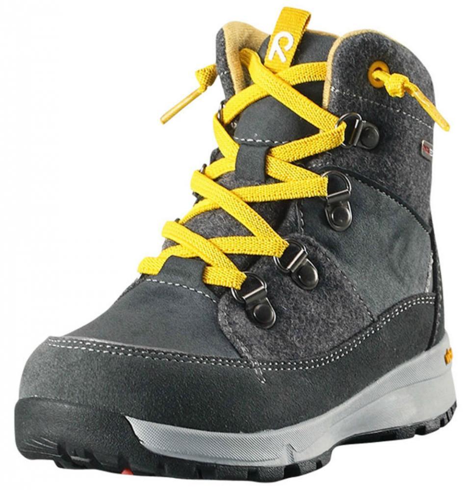 Купить Обувь, носки, пинетки, REIMA ботинки зимние водонепроницаемые WANDER графит р.30