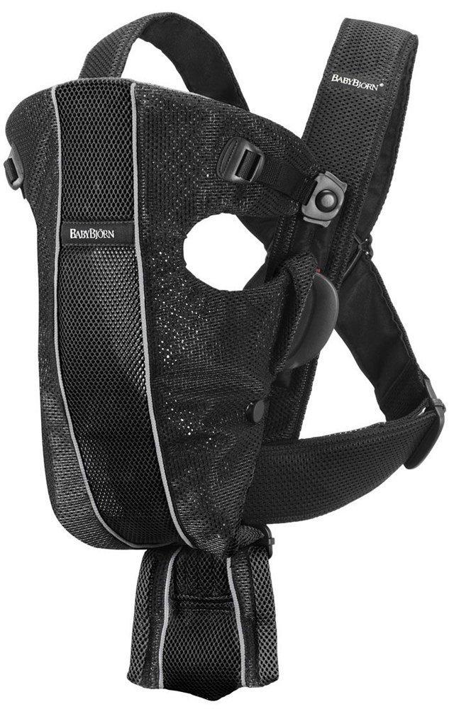 BABYBJORN рюкзак для переноски Original облегченный Mesh черный 0290.18