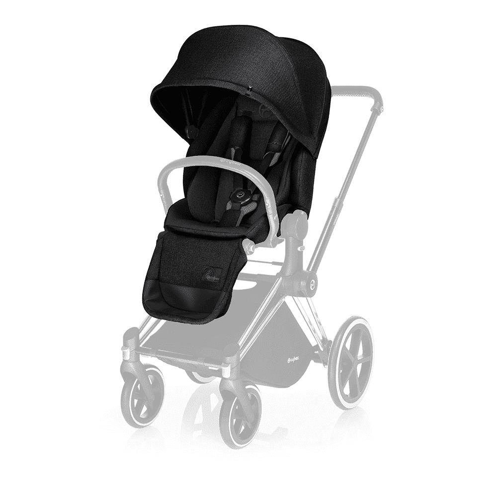 CYBEX Сиденье LUX для коляски Priam Stardust Black