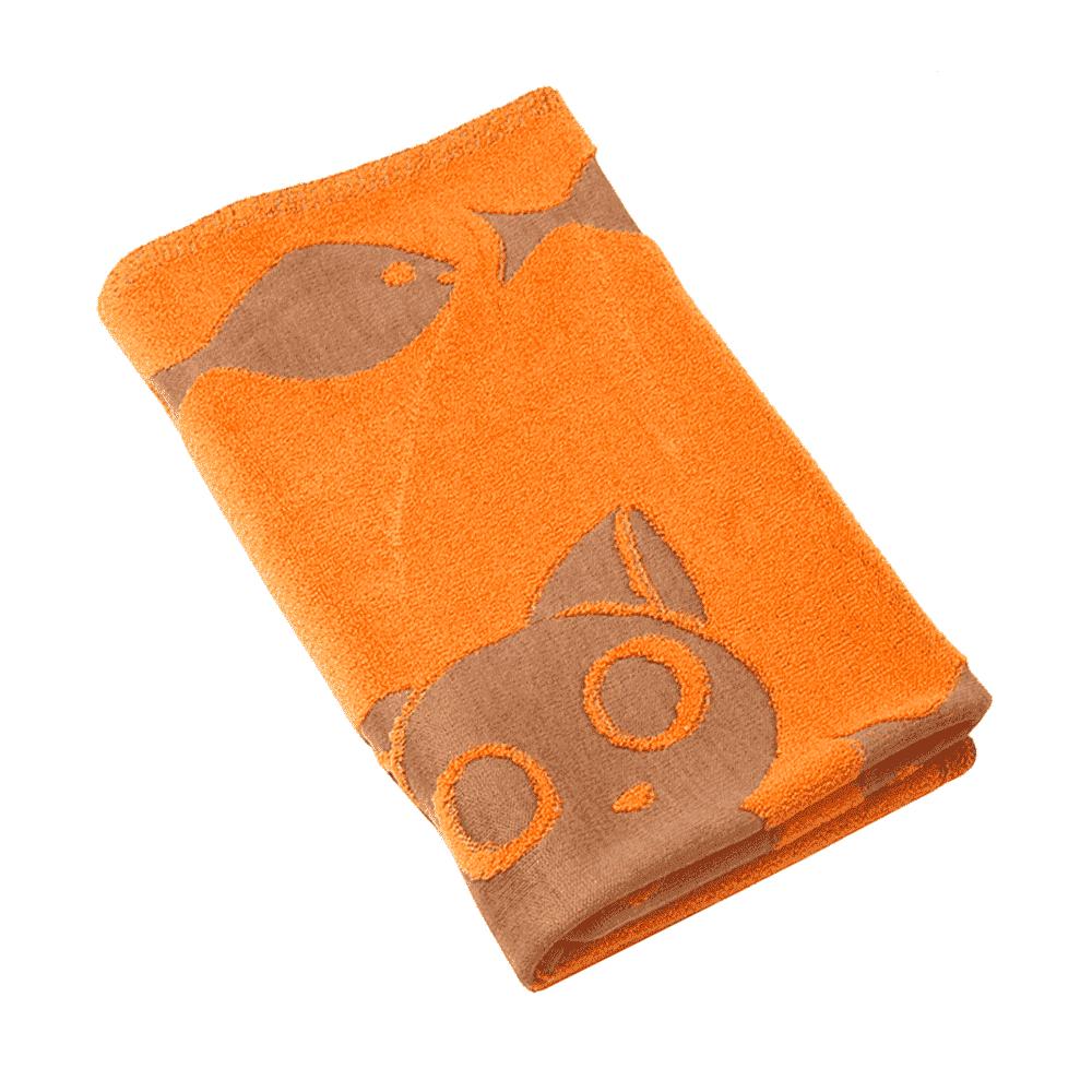 Barbarella Плед детский «Котята», 1.05*1,05 м., абрикос/бежевого цвета ДП/09002