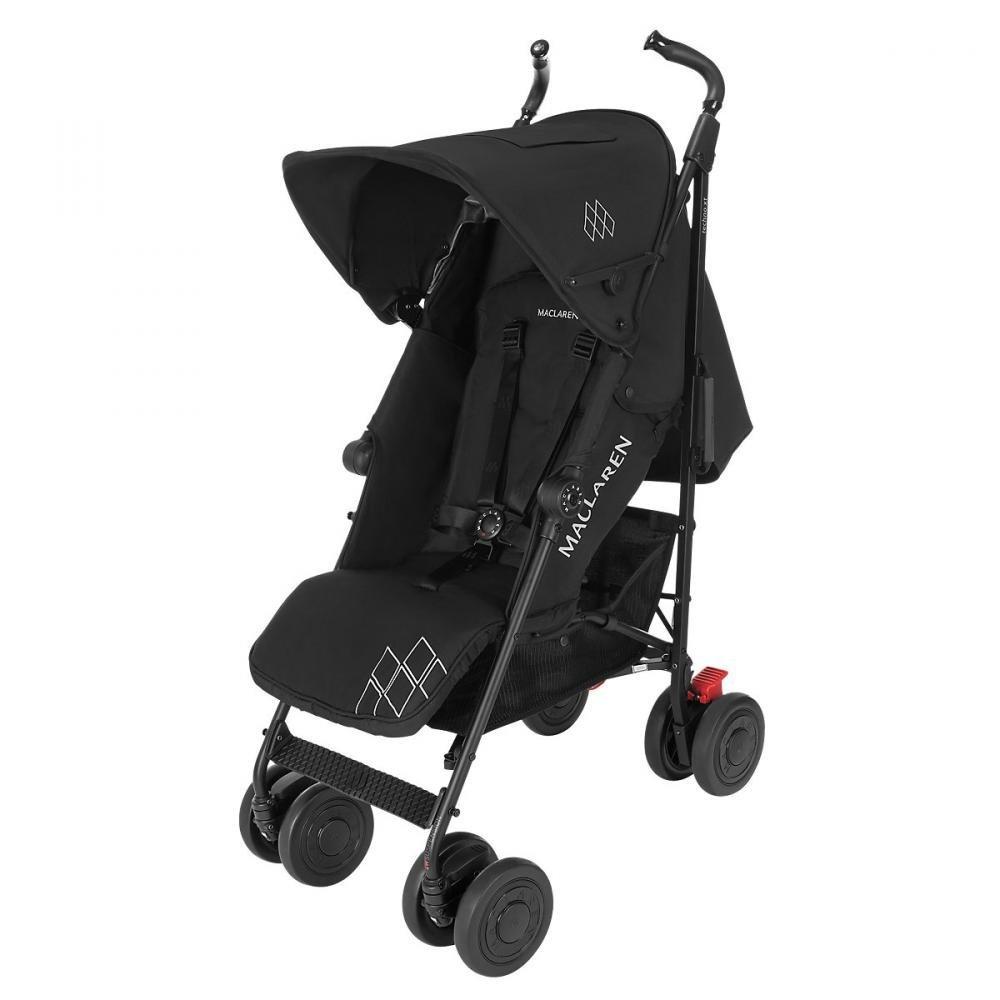 Купить Прогулочные коляски, MACLAREN коляска прогулочная TECHNO XT Black/ Black