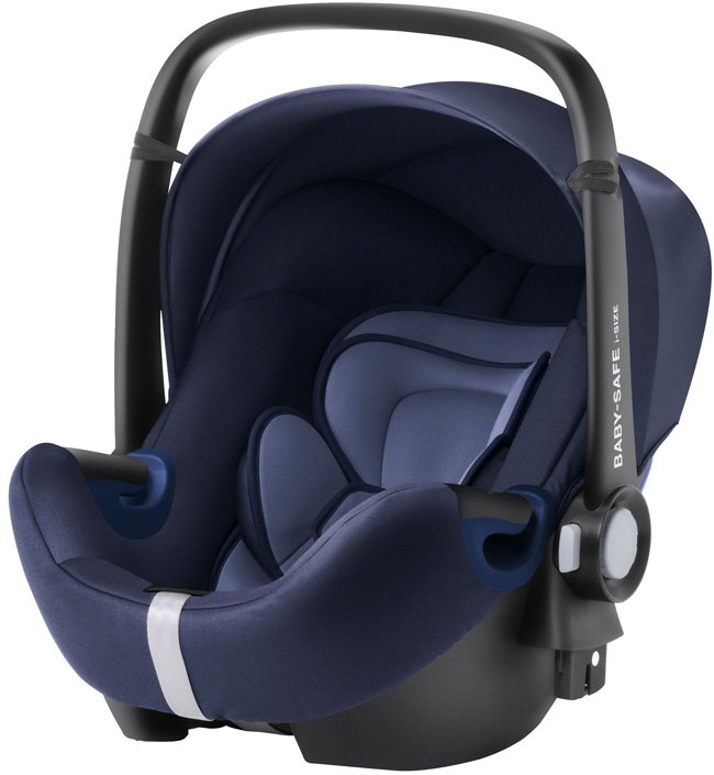 Britax Roemer Детское автокресло Baby-Safe2 i-size Moonlight Blue Trendline