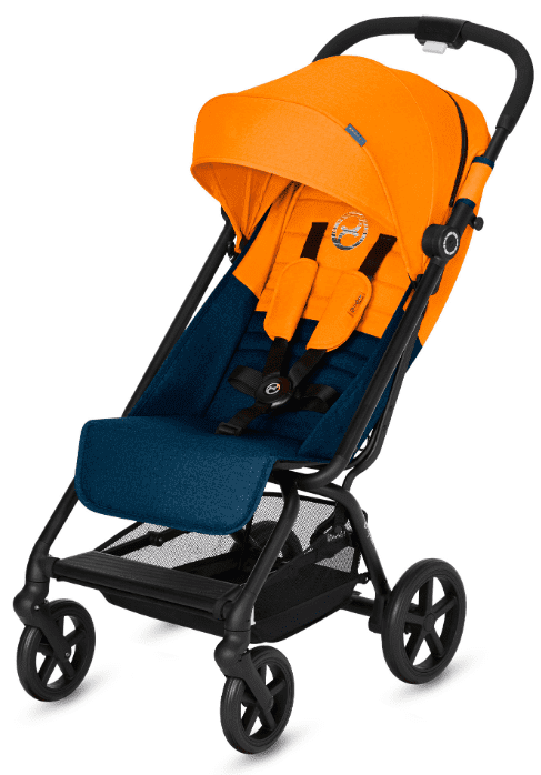 Cybex Прогулочная коляска Eezy S Plus Tropical Blue
