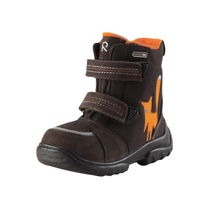 REIMA водонепроницаемые ботинки Yann Reimatec коричневые р.19