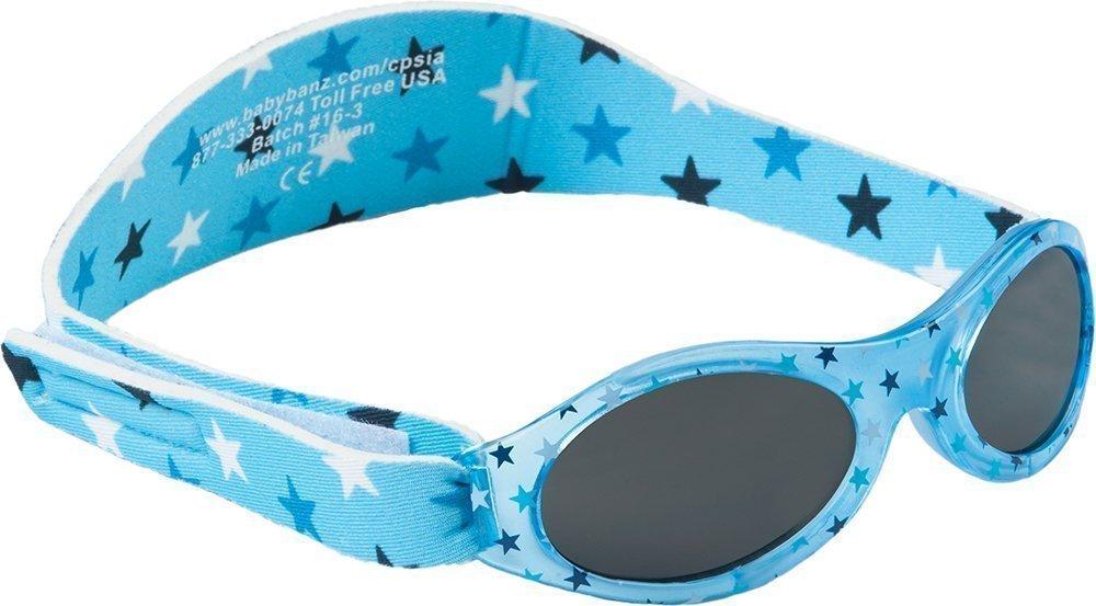 DOOKY- BabyBanz очки солнцезащитные Blue Star 0-2 г DOOKY- XPLORYS 110609
