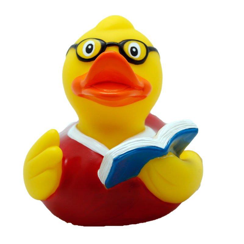 Веселые Ути-пути Уточка читатель