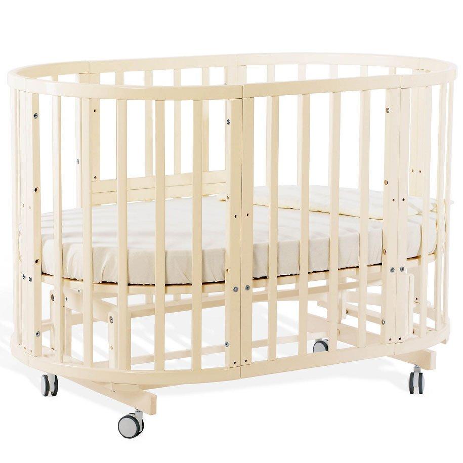 Кроватки с рождения до 9 лет Nuovita NUOVITA Кровать-трансформер