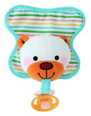 INFANTINO Игрушка для пустышки Медвежонок