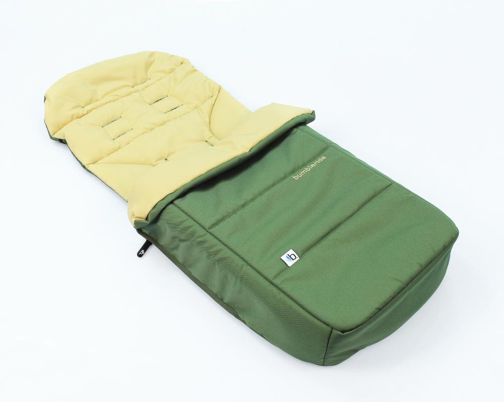 BUMBLERIDE Накидка на ножки (FootmufLiner) / Camp Green BUMBLERIDE_чехол для ножек