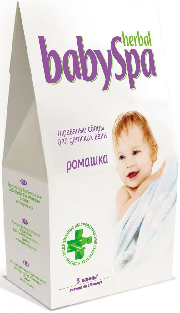 BABY SPA травяной сбор Ромашка